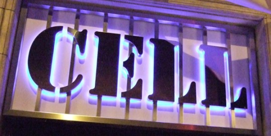 Nightclub signs