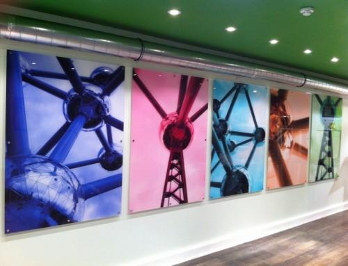 wall panels prints