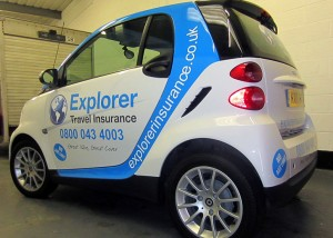 smartcar graphics