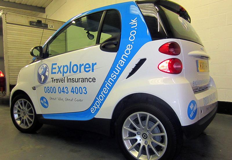 smartcar graphics
