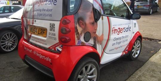 smartcar wraps essex