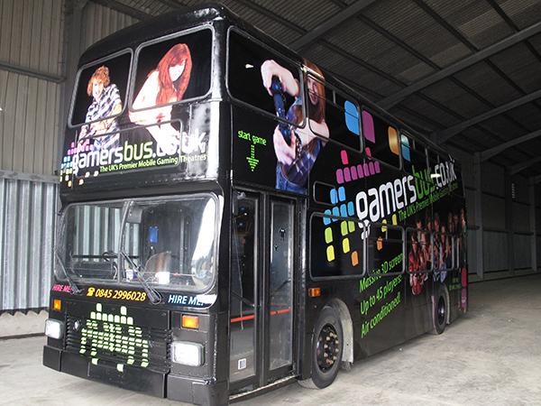 bus wraps essex