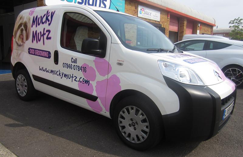 van signs