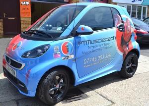 smartcar wraps