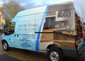 van wraps london