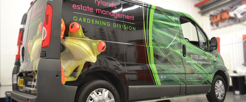 van wrap essex