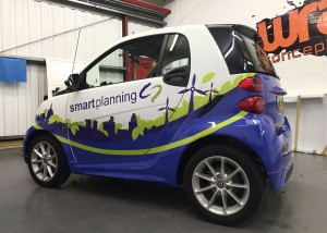 smartcar wraps essex