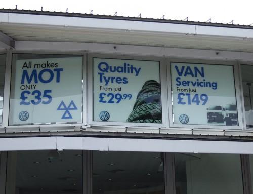 VW Window