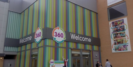 play centre signs