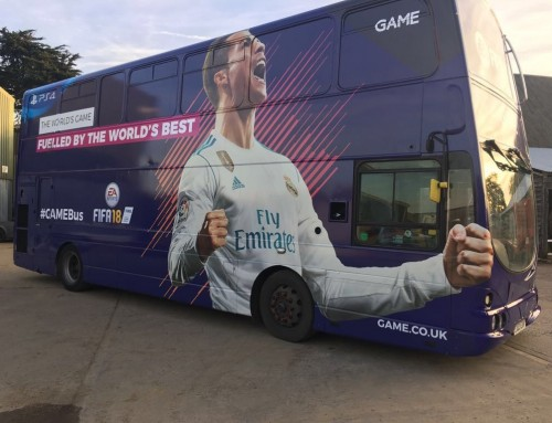 FIFA 18 bus