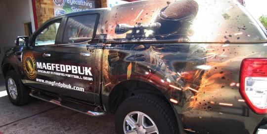 truck wrap essex