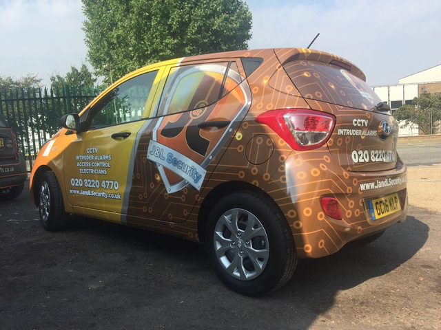 van wraps wickford