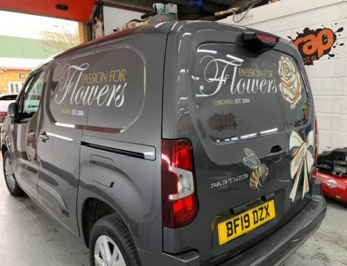 Florist Van